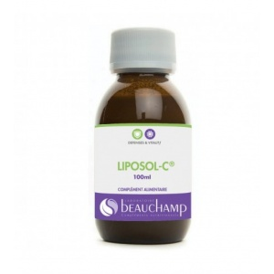 Liposol-C® - Vitamine C liposomale - 100 ml